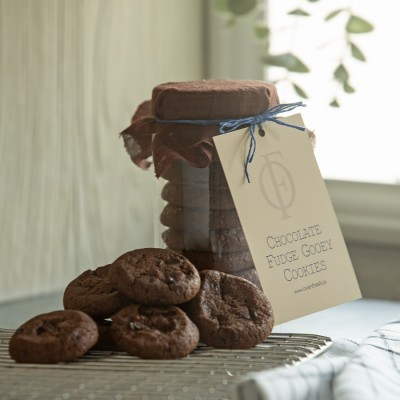 Chocolate fudge Goeey cookies (150gm)
