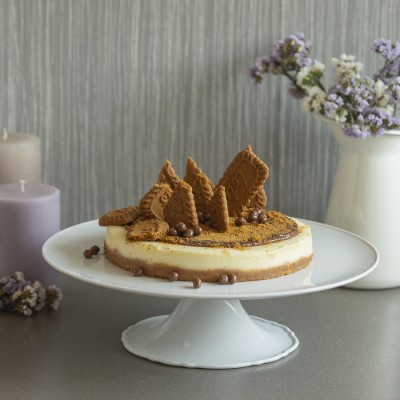 Biscoff Cheese Cake (875gms)