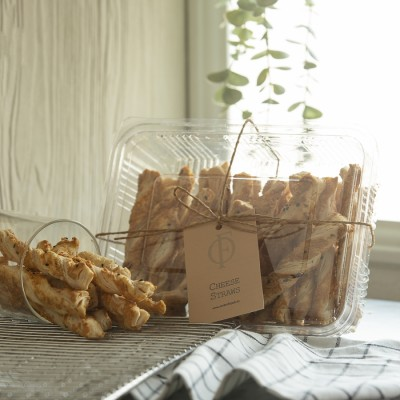 Cheese Straws - 200gms