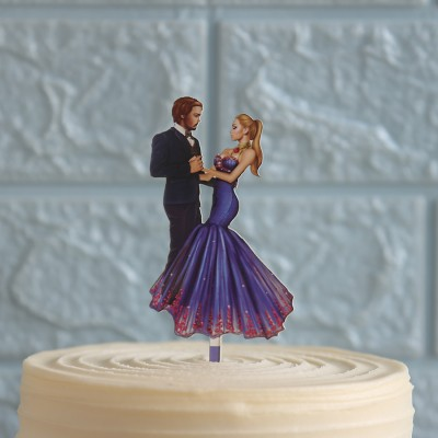 Dancing Couple topper