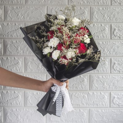 Bouquet of Love and Promises