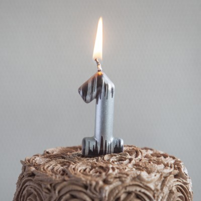 """""""1"""" Numeric Candle"""